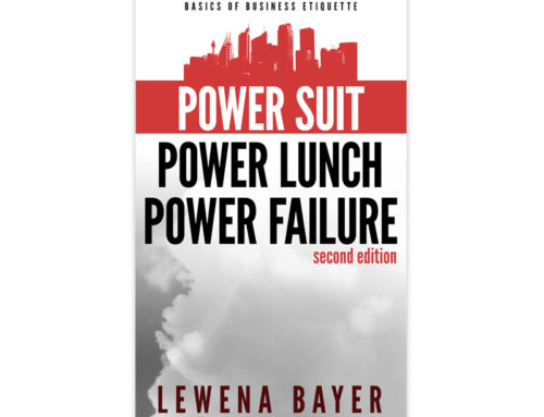 Power Suit, Power Lunch, Power Failure